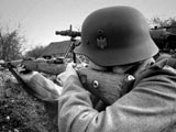 wwii re-enactment